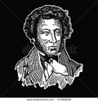stock-vector-vector-portrait-alexander-pushkin-471393209